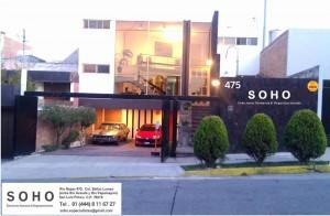 SOHO fachada